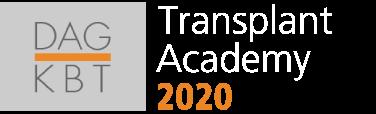 DAG KBT Transplant Academy 2020