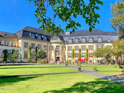 Hauptgebäude Bucerius Law Schoo