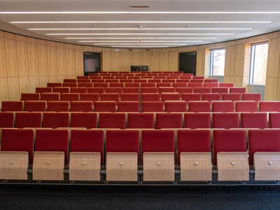 Linklaters Lecture Room Bucerius Law School © by Martin Meier - Bucerius Bucerius Conference & Event Management
